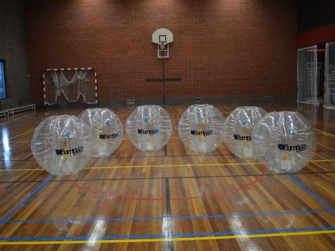 bubbelvoetbal voor uw kinderfeest te boeken bij voetballerboeken.nl