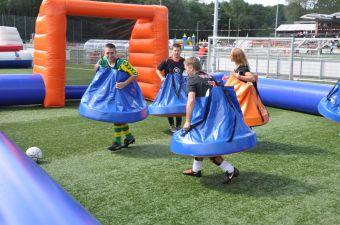rokjesvoetbal - voetbalattractie